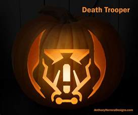 Boba Fett Pumpkin Carving Template by Star Wars Pumpkin Carving Templates Anthony Herrera Designs