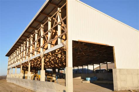 Cattle Barns Designs by Cattle Barn Designs Principles Of Ventilation