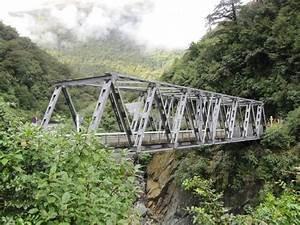 The Gates Of Haast Bridge
