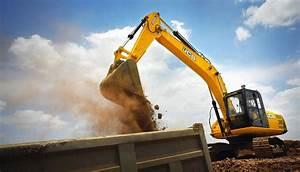 Tracked Excavators  U2013 Pansar Jcb
