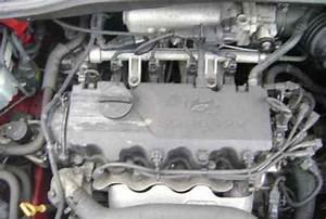Hyundai Getz Door Lock Mechanism Rear Drivers Side