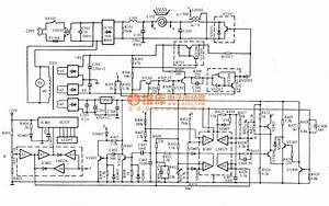 51 Induction Furnace Circuit Diagram  Design Zvs Induction