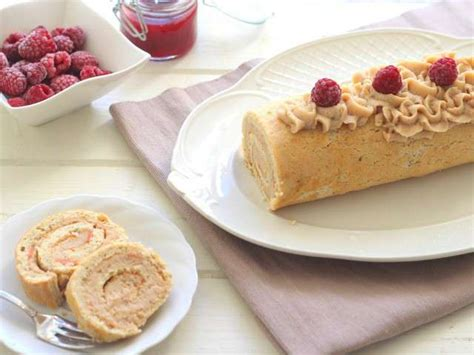 cuisiner marron recettes de gâteau roulé et marron