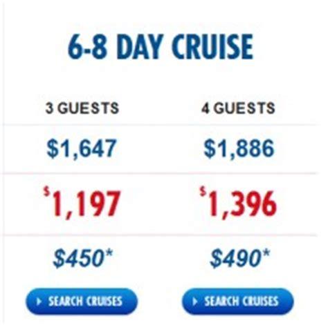 21 Cool Cruise Ship Prices Per Person | Fitbudha.com