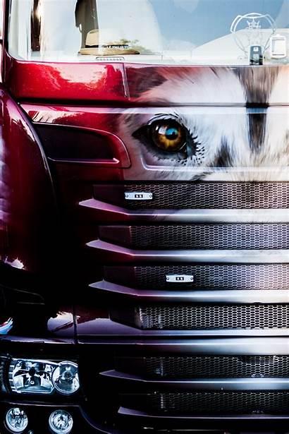 Iphone Scania Trucks Truck Backgrounds