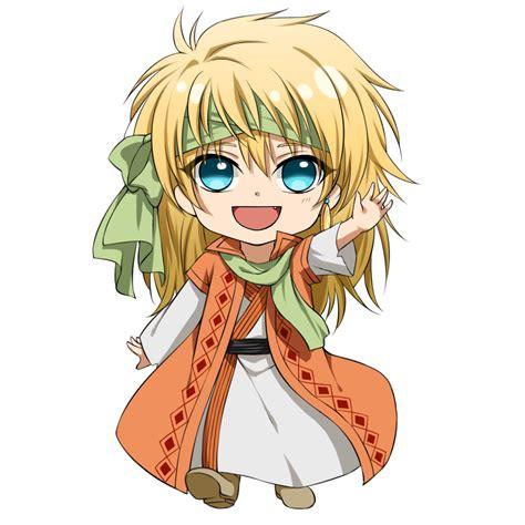 chibi character akatsuki  yona