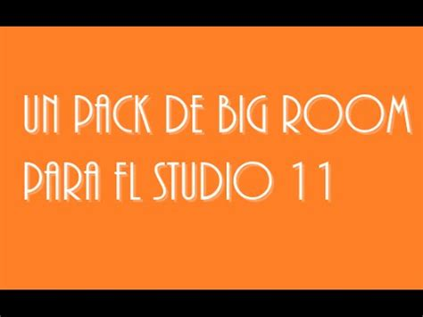 fl studio packs
