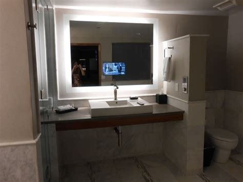 Tv In The Bathroom Mirror by Tv In The Bathroom Mirror House Planning