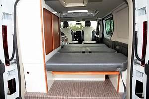 Lit 4 Places : quel agencement choisir pour votre fourgon am nag esprit camping car le mag 39 ~ Teatrodelosmanantiales.com Idées de Décoration