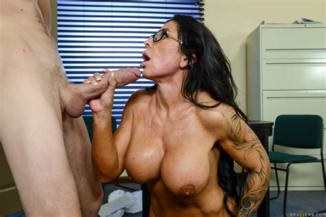 Busty Brunette Likes Sex In Her Office Photos Danny D