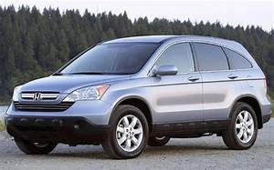 2007 Honda Cr-v - Overview