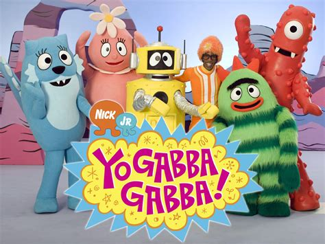 The show does have animated segments inter spliced with the live action material though, so there is always something ready to hold the attention of your. Nick Jr. announces triplets   Yo Gabba Gabba Wiki   Fandom