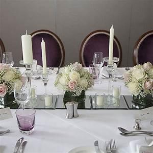 Ide Et Conseil De Dcoration De Table De Mariage Marie