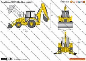 Templates construction equipment new holland new for Construction equipment list template