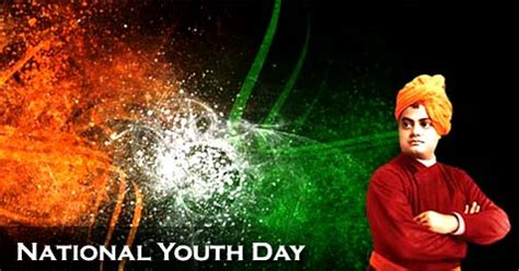 National youth day(yuva diwas) is celebrated annually on january 12 across india to recognise and honour i.on 12th january, 2021, the opening ceremony of the 24th national youth festival and the. National Youth Day - 12 January 2021 (Tuesday) | Indian ...