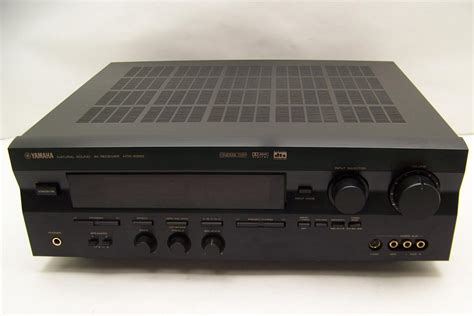 Yamaha Htr-5250 Home Theater Power Receiver/amplifier 250