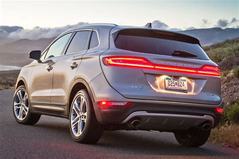 Lincoln Mkc Suv 2014 Review By Edmunds Com