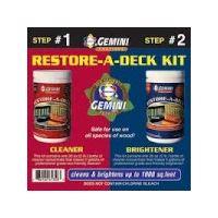 twp restore  deck cleaner brightener kit twp stain