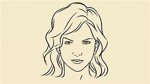 Simple Face Drawing | www.pixshark.com - Images Galleries ...