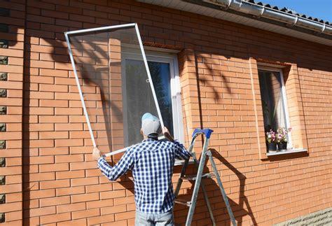 moustiquaire fabrication maison 201 loge de la moustiquaire conseils et devis en ma 231 onnerie