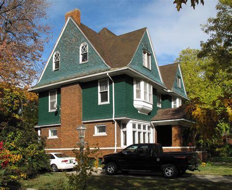 56 Longfellow, Detroit | In the Boston Edison Historic ...