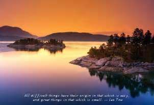 Lao Tzu Quotes About Water