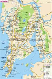 Twitsnaps Zoom :: For a detailed #map of #Mumbai city ...