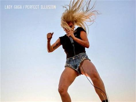 Lady Gaga Is Back With 'perfect Illusion'  Baeble Music