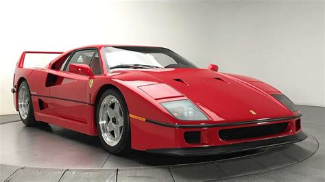 Now it sits in my garage with my enzo f50 and mclaren f1. Ten Things You Didn't Know About The Ferrari F40   Motorious