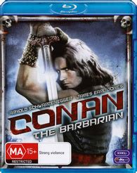 conan  barbarian blu ray extended uk cut extended