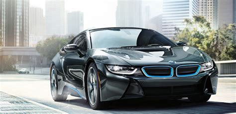 Bmw I8 Model Overview
