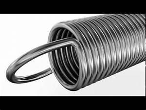 Gute Kunst Federn : auslegung zugfedern gutekunst federn youtube ~ Watch28wear.com Haus und Dekorationen