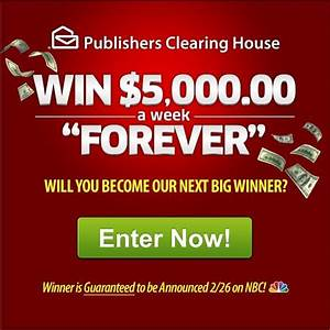 Win A Dream Life Prize Publishers Clearing House | Autos Post