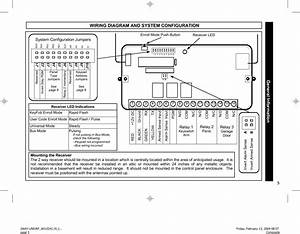 Napco Security Systems 2wayunivkf 2