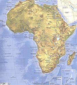 Juegos de Geografía Juego de África Físico Golfos Cerebriti
