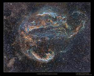 Astro Anarchy: A collection of a starless Veil nebula shots