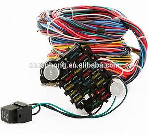Gm Ford Fuse Box And Wiring Harness Universal 21 20