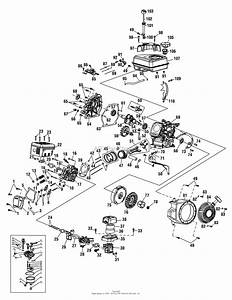 Mtd 21ab40m1099  247 29930   2010  Parts Diagram For Engine Assembly 170