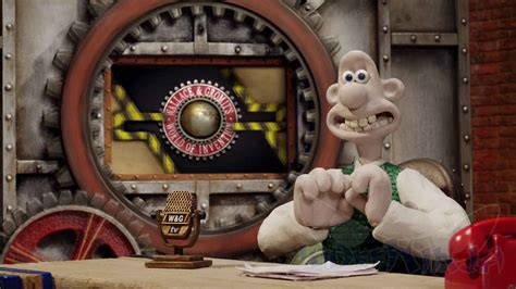 Wallace Gromit World Of Invention Blu Ray Review Hi