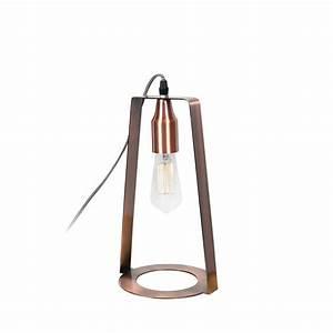 Lampe A Poser : lampe poser design en m tal edward redcartel drawer ~ Nature-et-papiers.com Idées de Décoration