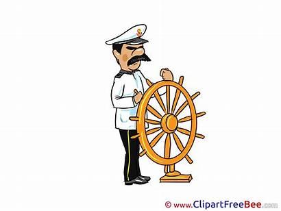Steering Wheel Captain Clip Clipart Sailor Clipartmag