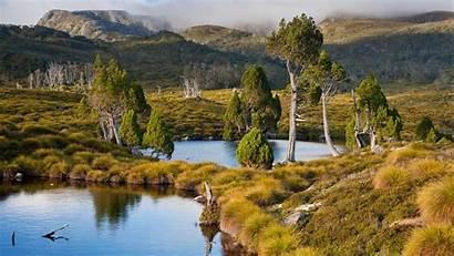 Bing Lake Tasmania Australia Wallpapers Desktop Landscape