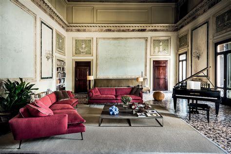 canapé sofa italien island sofa lounge sofas from black tie architonic