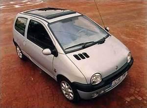 2003 Renault Twingo - Overview