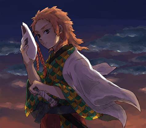 demon slayer kimetsu  yaiba papel de parede hd plano