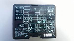2001 Mitsubishi Montero Fuse Box Diagram