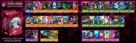 Yugioh Bakura Deck 2015 by Character Deck Maximillion Pegasus By Yugicorp On Deviantart