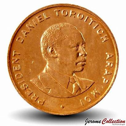 Kenya Piece Arap Moi Daniel Cents 1995