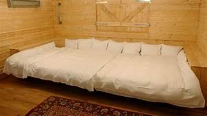 3 hotel dengan tempat tidur terbesar peristiwa dunia With biggest mattress size