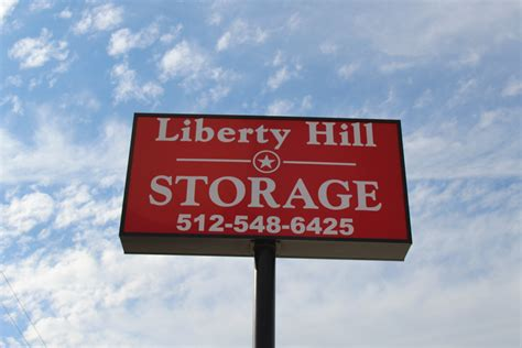 Boat And Rv Storage Liberty Hill Tx by Liberty Hill Storage In Liberty Hill Tx 512 548 6
